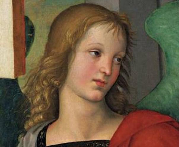 Busto di Angelo di Raffaelo, Pinacoteca Tosio Martinengo di Brescia