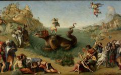 Firenze: a «Uffizi live» si ascolta il suono degli strumenti raffigurati nei quadri con l'Antica Liuteria Sangineto