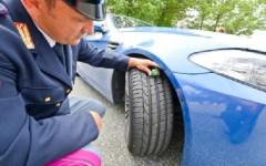 Sicurezza: allarme pneumatici auto anche in Toscana, il 16% viaggia con le gomme irregolari