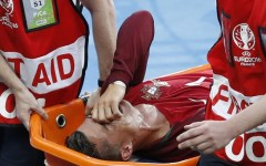 Euro2016: Portogallo campione. Battuta la Francia (0-1) con un gol di Eder nei supplementari. Ronaldo fuori in barella