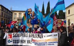 Firenze: metalmeccanici, lunedì 18 sciopero (dalle 8 alle 12) e presidio sotto la prefettura