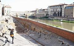 Firenze, voragine Torrigiani: sarà completato il consolidamento del terreno (rigid inclusion)