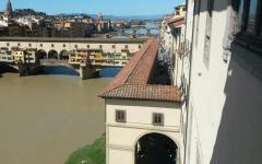 Firenze: Corridoio vasariano riaprirà dalle prossime settimane, con limitazioni di accessi