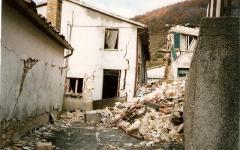 Terremoto: Renzi, containers entro natale per alloggiare gli sfollati