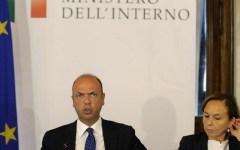 Terrorismo: Alfano, l'Italia è un Paese sicuro. Non abbiamo niente da invidiare agli altri Stati