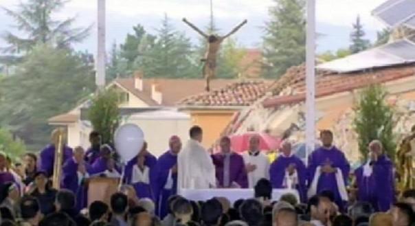 frame video funerali