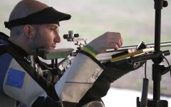 Olimpiadi Rio 2016: Campriani oro bis nella carabina tre posizioni