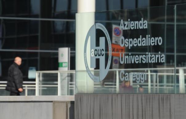 Ospedale Careggi Firenze veduta ingresso