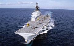 Ventotene: vertice Renzi-Merkel-Hollande, il 22 agosto, sul futuro dell'Europa. Conferenza stampa sulla portaerei Garibaldi