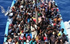 Migranti: 13.000 arrivi negli ultimi quattro giorni, l'invasione non ha fine