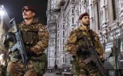 Firenze, sicurezza: chiesti altri 40 militari per la sorveglianza degli obiettivi sensibili