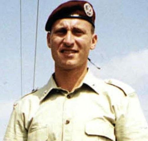 20000331 - ROMA - CRO - Un'immagine d'archivio del militare di leva siracusano Emanuele Scieri trovato morto lo scorso agosto a Pisa nella caserma Gamerra dei paracadutisti della Folgore. SALVATORE RAGONESE/ANSA-ARCHIVIO/TO