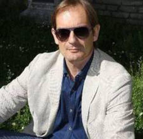 Il dottor Matteo Cagnoni, sospettato di aver ucciso la moglie