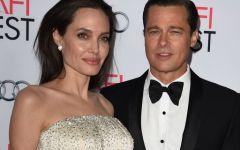 Cinema: Angelina Jolie ha chiesto il divorzio da Brad Pitt. «Divergenze inconciliabili».