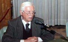 Il professor Ennio Di Nolfo