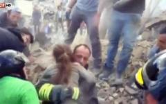 Terremoto: Giorgia, la bambina di 4 anni estratta dalle macerie, dimessa dall'ospedale