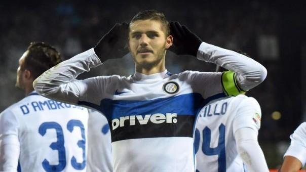 Soccer: Serie A; Empoli-Inter