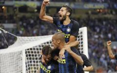 Calcio: L'Inter supera (2-1) la Juve e si aggiudica il derby d'Italia