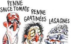 Terremoto: sdegno unanime per la vignetta di Charlie Hebdo