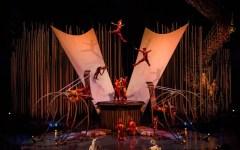 Firenze: Cirque du Soleil torna dal 26 al 30 ottobre al Mandela Forum