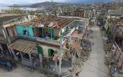 Uragano Matthew: allarme in Usa, a Haiti ha causato quasi 900 morti