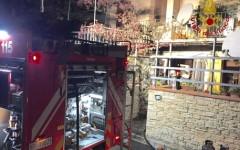 CRO:Donna morta incendio nel Pistoiese, un fermato per omicidio