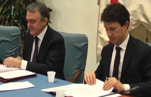 Enrico Rossi e Dario Nardella