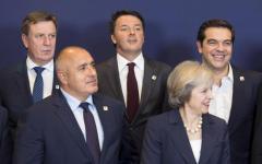 Bruxelles, vertice Ue: Renzi, immigrazione passo in avanti ma servono fatti non parole
