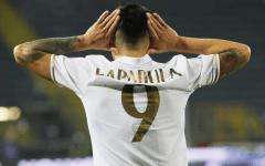 Lapadula, autore di due gol