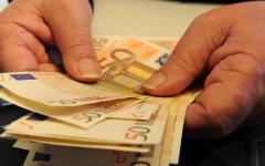Economia: aumentano i risparmi degli italiani, per timore della crisi