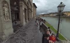 Firenze: i lavori nel Lungarno Maria Luisa dei Medici inizieranno a metà della prossima settimana