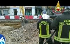 Firenze, fuga di gas alle Sieci: evacuati abitanti di 50 appartamenti, ospitati dalla Croce Azzurra di Pontassieve