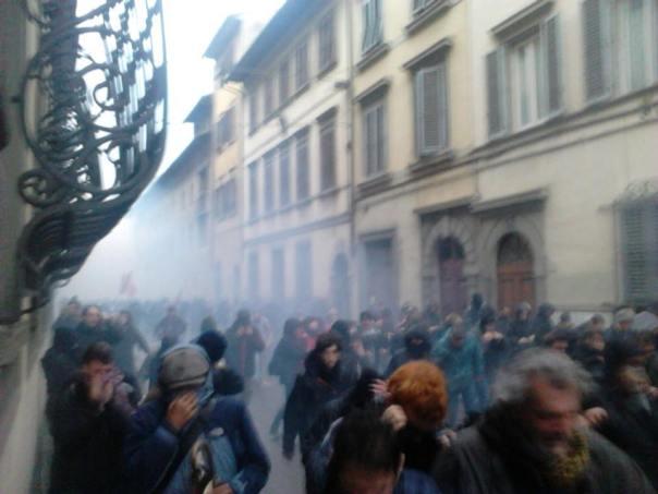 lacrimogeni