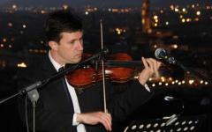 Firenze, Natale: Nardella suona il violino per le detenute di Sollicciano