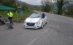 Tavarnelle Val di pesa (Fi): Luciano D'Arcio su Clio Williams vince il 38/mo Rally della fettunta