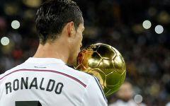 Calcio: A Cristiano Ronaldo il Pallone d'oro 2016. E' il quarto. Buffon classificato al nono posto