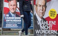 Austria: il verde Alexander Van der Bellen è il nuovo presidente (53,6%). Sconfitto il nazionalista Hofer (46,4%)