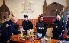Botti di capodanno: controlli, sequestri e denunce della Polizia nell'area fiorentina