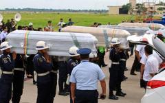 Chapeco (Brasile): folla commossa ai funerali delle vittime della sciagura aerea in Colombia