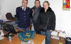 Firenze: la polizia stradale recupera gioielli per 15 mila euro rubati a Bagno a Ripoli. Riconsegnati ai proprietari