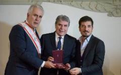 Firenze: Stefano Grifoni, direttore del Pronto soccorso di Careggi, premiato col Gonfalone d'argento