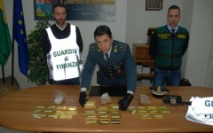Arezzo: 27 chili d'oro sequestrati dalla Guardia di Finanza. Imprenditore aretino in manette
