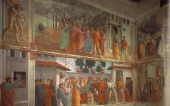 Firenze: Cappella Brancacci riapre dopo i distacchi. Si rivede Masaccio