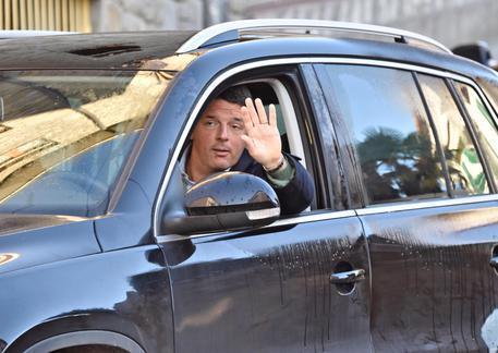 Matteo Renzi:: ora ex presidente del consiglio. Ma punta a un rapido ritorno a Palazzo Chigi
