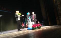 Pisa: robot inaugura l'anno accademico della Scuola Superiore Sant'Anna