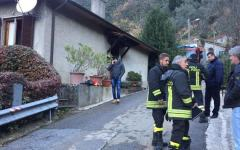 Valdicastello Pietrasanta (Lu): 93enne muore nell'incendio della sua casa. era sopravvissuto all'eccidio di S. Anna di Stazzema