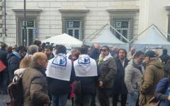 Fisco: primo sciopero dei commercialisti, no al ddl del governo. 5.000 professionisti sono scesi in piazza