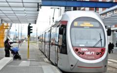 Firenze, tramvia: lavori e restringimenti in zona Novoli. Modifiche del semaforo in via Jacopo da Diacceto