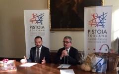 Pistoia: Capitale della cultura 2017. Passaggio di consegne con Mantova