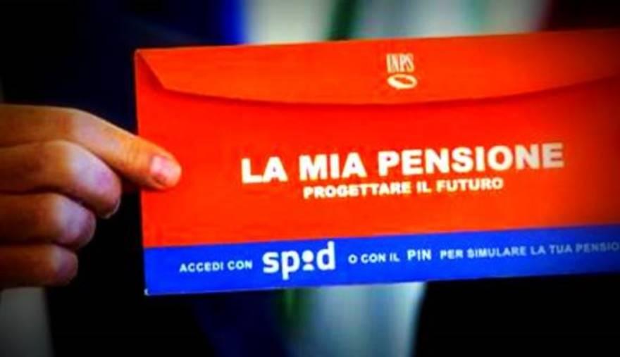 Anticipo pensionistico: in arrivo buste arancioni con avvisi